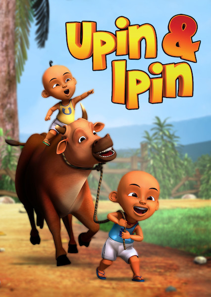 Upin & Ipin on Netflix USA
