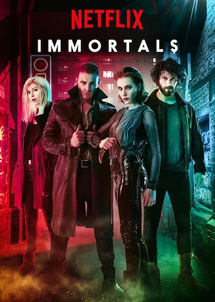 Immortals on Netflix USA