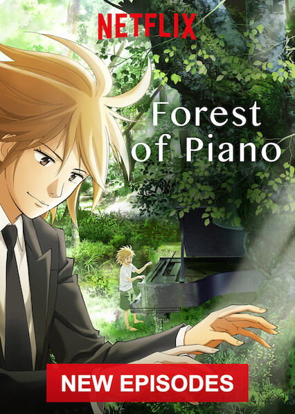 Forest of Piano on Netflix USA