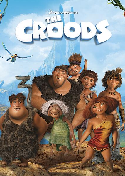 The Croods on Netflix USA