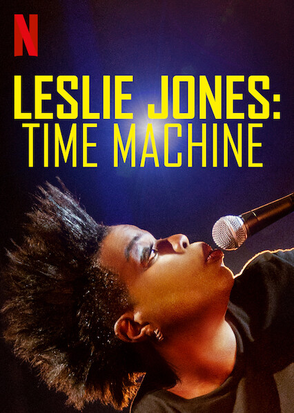 Leslie Jones: Time Machine on Netflix USA