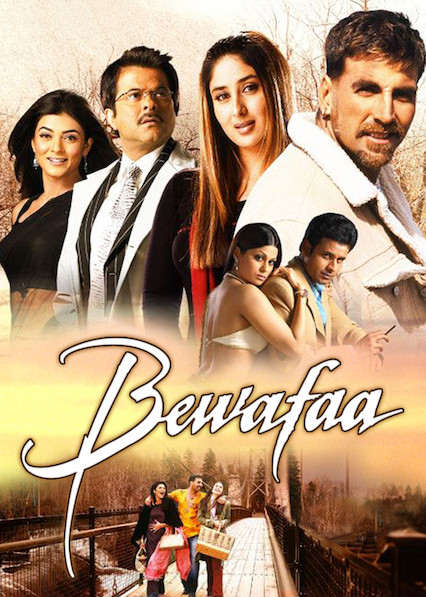 Bewafaa on Netflix USA