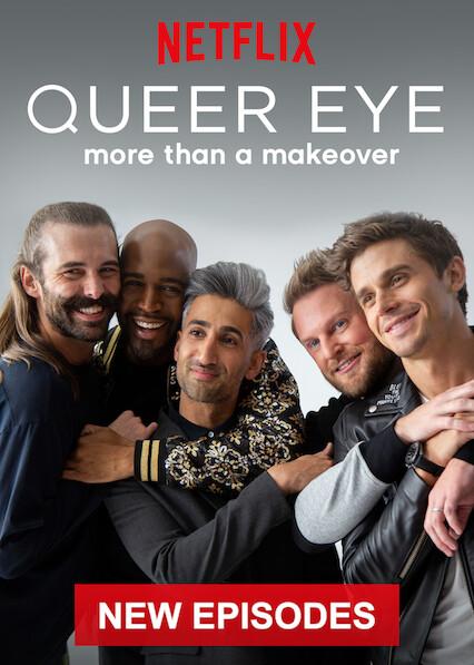 Queer Eye on Netflix USA