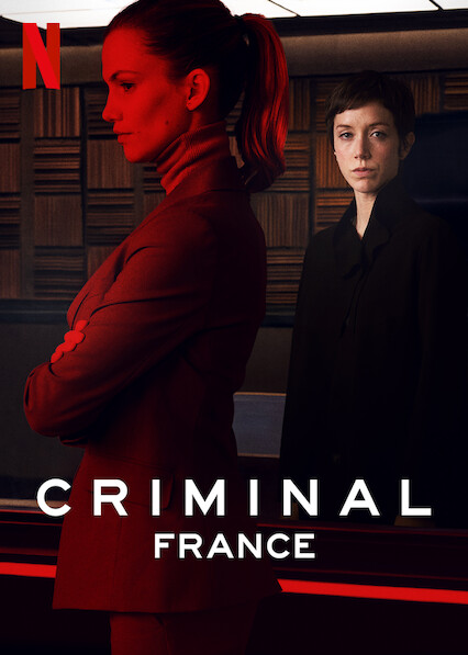 Criminal: France on Netflix USA