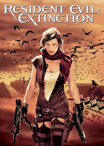 Is Resident Evil Extinction Available To Watch On Netflix In