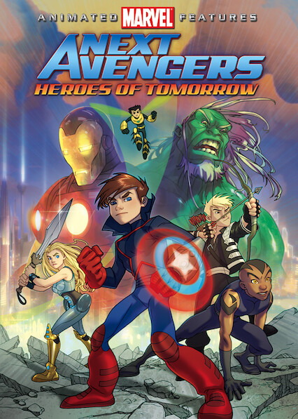 Next Avengers: Heroes of Tomorrow on Netflix USA