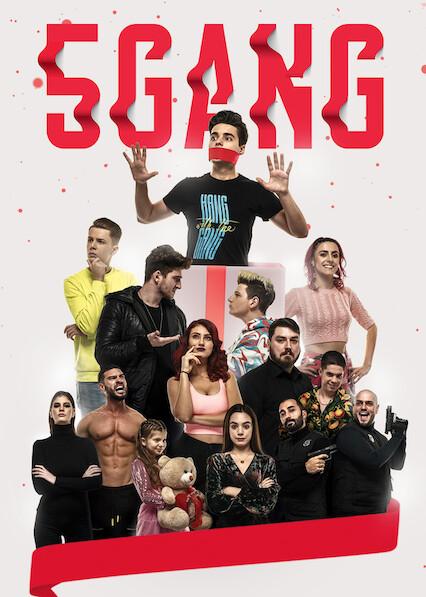 5Gang on Netflix USA