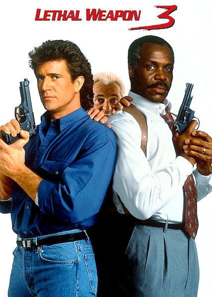 Lethal Weapon 3 on Netflix USA
