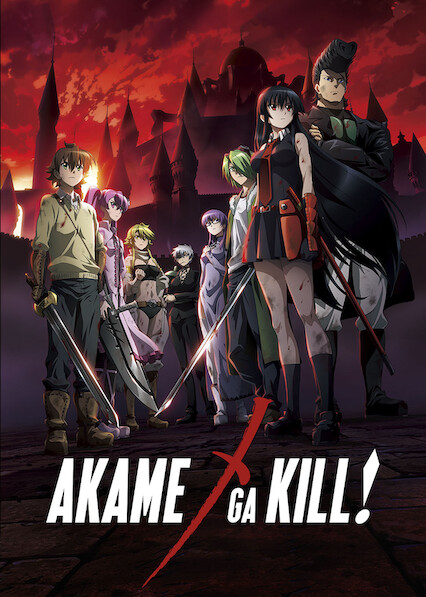 Akame ga Kill! on Netflix USA