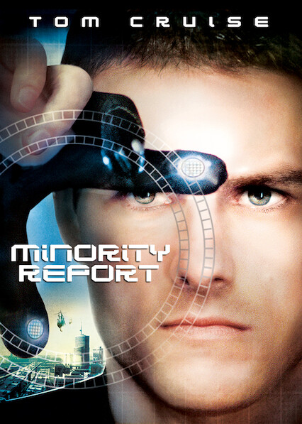 Minority Report on Netflix USA