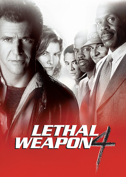 Lethal Weapon 4 on Netflix USA