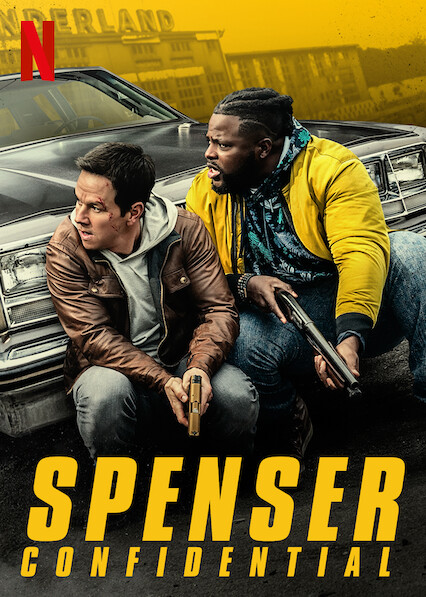 Spenser Confidential 2020 HDRip 720p Full English Movie Download