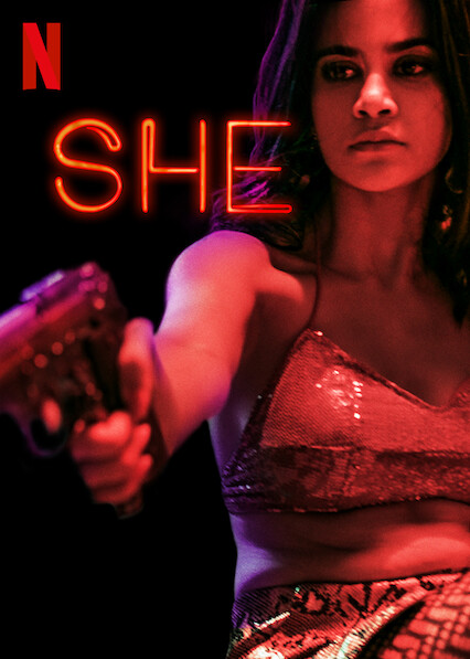 She Season 01 HDRip 720p 480p Complete Full Hindi Episodes Download