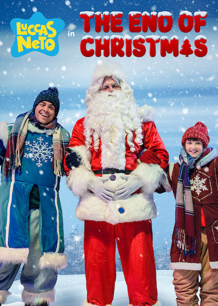 Luccas Neto in: The End of Christmas on Netflix USA