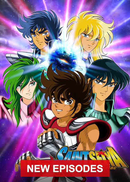 Saint Seiya on Netflix USA