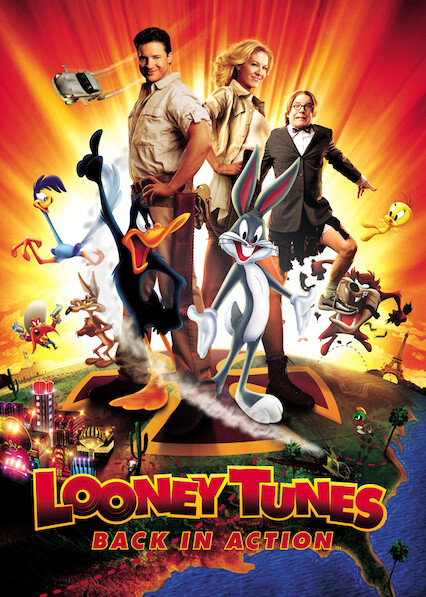 Looney Tunes: Back in Action on Netflix USA
