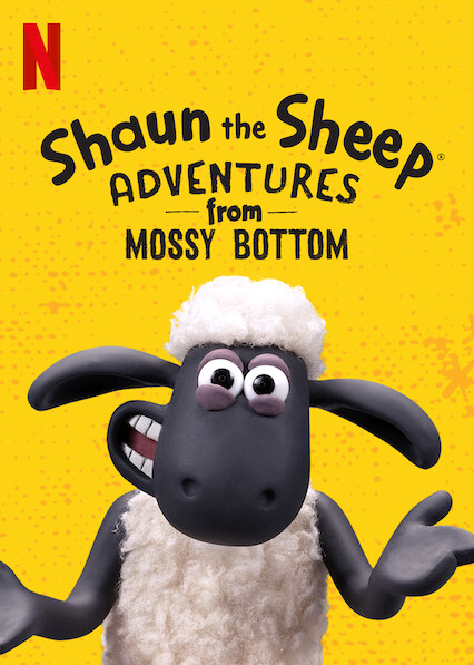 Shaun the Sheep: Adventures from Mossy Bottom on Netflix USA