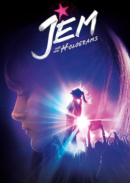 Jem and the Holograms on Netflix USA