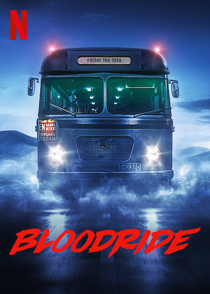 Bloodride on Netflix USA