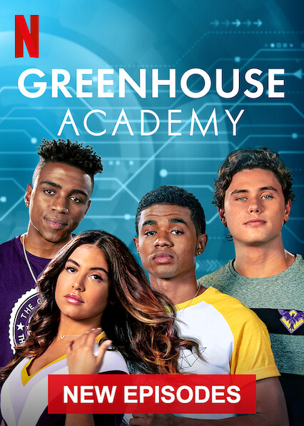 Greenhouse Academy on Netflix USA