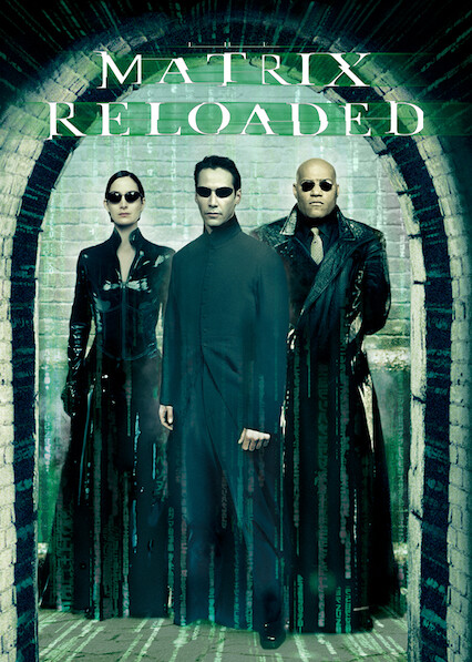 The Matrix Reloaded on Netflix USA