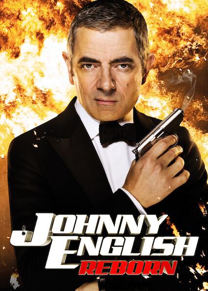 Johnny English Reborn on Netflix USA