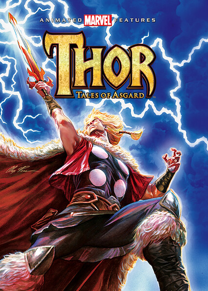 Thor: Tales of Asgard on Netflix USA