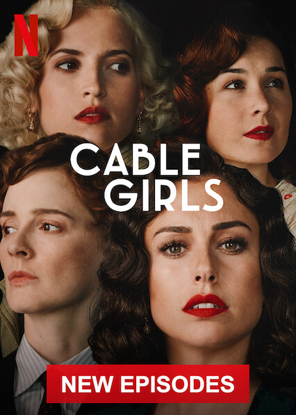 Cable Girls on Netflix USA