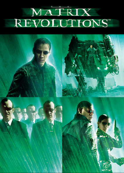 The Matrix Revolutions on Netflix USA
