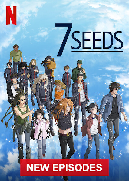 7SEEDS on Netflix USA