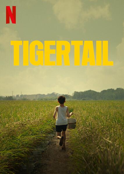 Tigertail on Netflix USA
