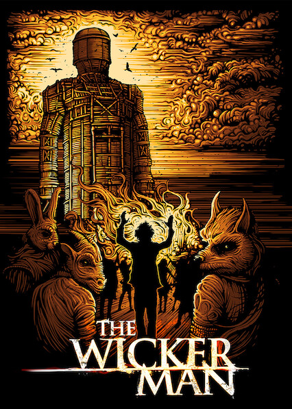 The Wicker Man on Netflix USA