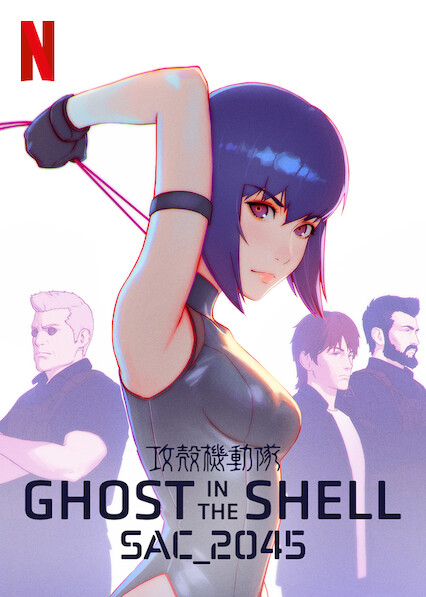 Ghost in the Shell: SAC_2045 on Netflix USA