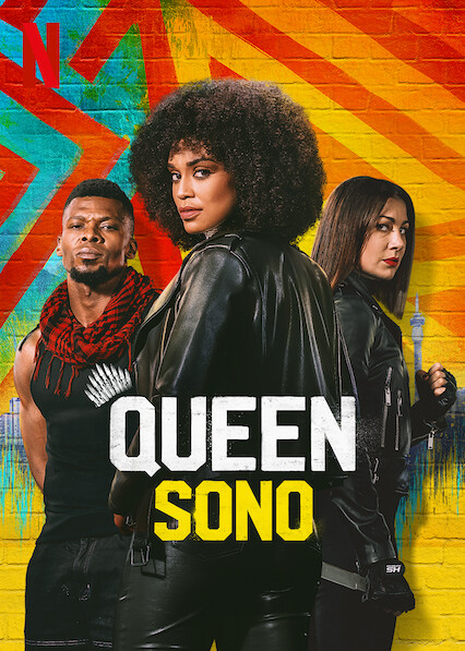 Queen Sono on Netflix USA