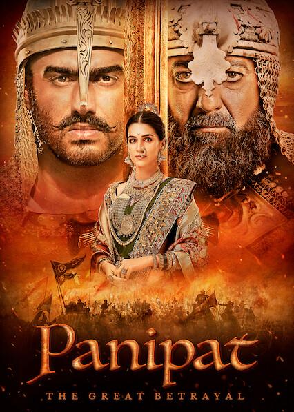 Panipat - The Great Betrayal on Netflix USA