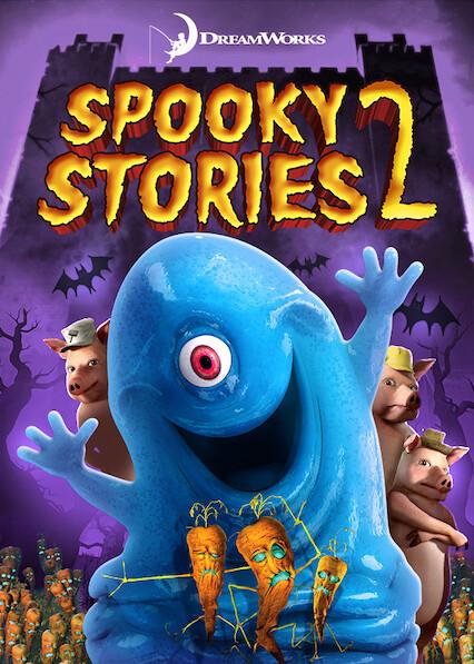 DreamWorks Spooky Stories: Volume 2 on Netflix USA