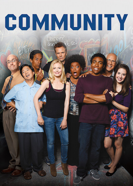 Community on Netflix USA