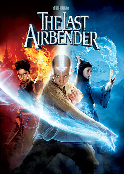 The Last Airbender on Netflix USA
