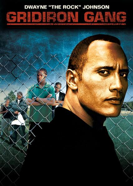 Gridiron Gang on Netflix USA
