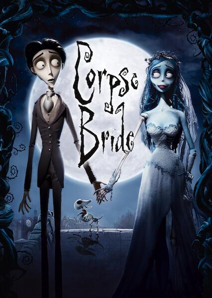 Corpse Bride on Netflix USA
