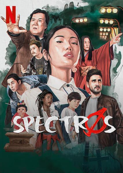 Spectros on Netflix USA