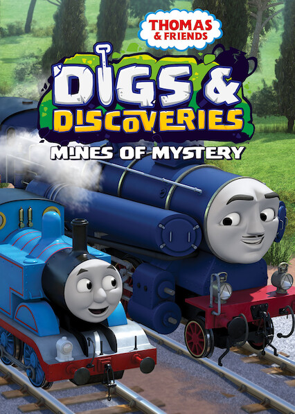 Digs & Discoveries: Mines of Mystery