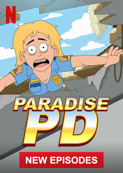 Paradise PD on Netflix USA