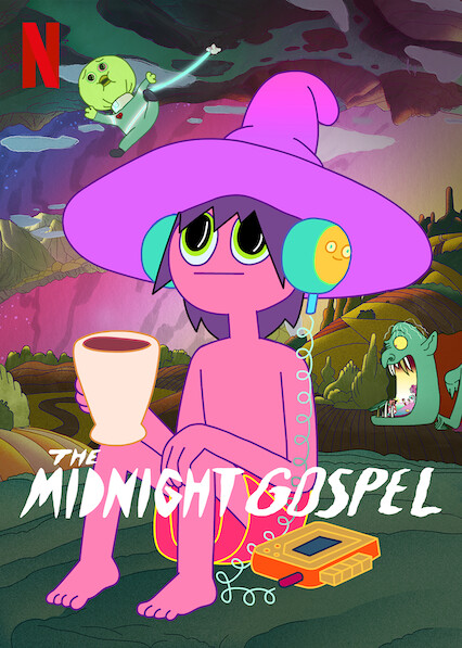 The Midnight Gospel on Netflix USA