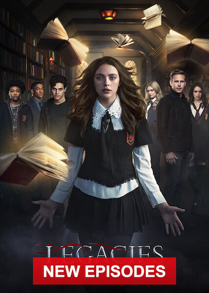 Legacies on Netflix USA