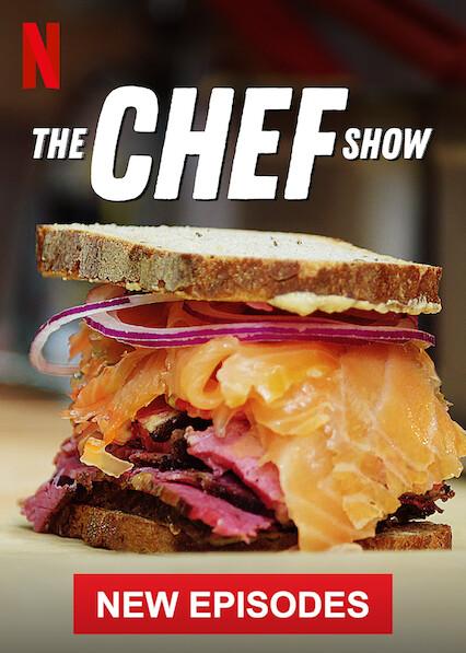 The Chef Show on Netflix USA